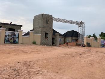 Advanced 3 Bedrooms Duplex Carcass with Bq, Command, Alagbado, Ifako-ijaiye, Lagos, Detached Duplex for Sale