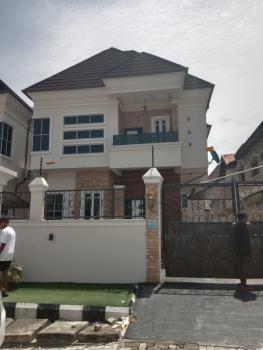 Lovely 4 Bedroom Fully Detached Duplex with Bq, Lekky County Home Estate, Lekki Phase 2, Lekki, Lagos, Detached Duplex for Rent