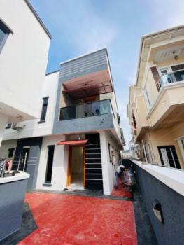 4 Bedroom Semi Detached Duplex with a Room Bq, Westend Estate, Lekki, Lagos, Semi-detached Duplex for Sale