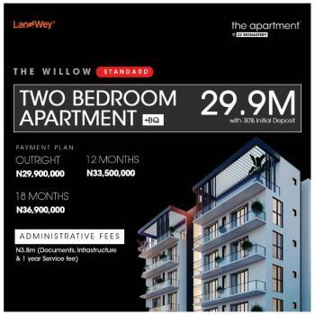 Luxury 2 Bedroom Apartment, Monastery Road, Sangotedo, Ajah, Lagos, Block of Flats for Sale