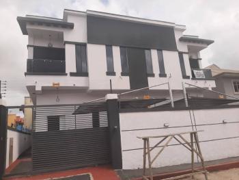 Newly Built 4 Bedrooms Semi Detached Duplex with Bq, Thomas Estate, Ajah, Lagos, Semi-detached Duplex for Sale