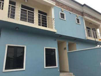 Very Standard 4 Bedroom Semi Detached Duplex, Lekki Phase 2, Lekki, Lagos, Semi-detached Duplex for Rent
