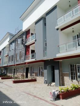 Newly Built 4 Bedrooms Penthouse with Pool, Palmgrove Estate, Ilupeju, Lagos, Terraced Duplex for Sale