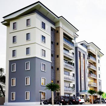 Newly Built 3 Bedroom Flat + Bq, Novare Mall, Sangotedo, Ajah, Lagos, Block of Flats for Sale