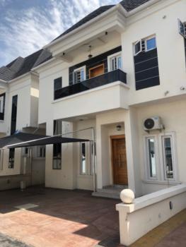 Brand New 4bedroom, Chevron, Lekki Phase 2, Lekki, Lagos, Semi-detached Duplex for Rent