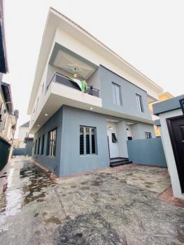 4 Bedroom Semi Detached Duplex with B/q, Westend Estate, Lekki, Lagos, Semi-detached Duplex for Sale