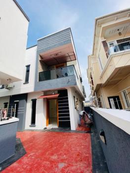 4 Bedrooms Semi Detached Duplex with B/q, Washing Machine, Ac & Refrigerator, Westend Estate, Lekki, Lagos, Semi-detached Duplex for Sale