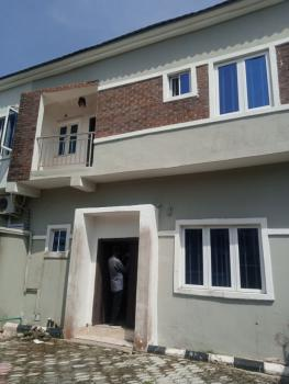 3 Bedroom Duplex Alone in a Compound, Osapa, Lekki, Lagos, Semi-detached Duplex for Rent