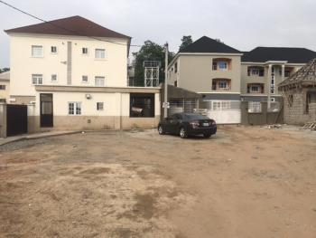 Investors Delight: Fully Fenced & Buildable Residential Landuse, Behind Rosewood Estate, Off Ahmadu Bello Way, Mabushi, Abuja, Residential Land for Sale