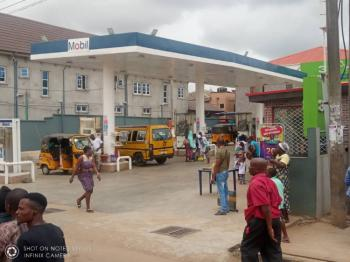 Spacious Mega Petrol Service Station, Iyana-ipaja/egbeda, Alimosho Road, Egbeda, Alimosho, Lagos, Filling Station for Sale
