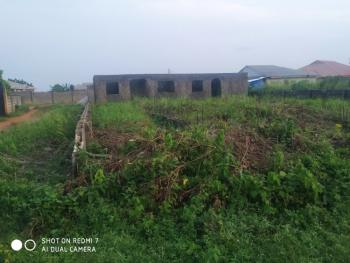 Full Plot of Land with Carcass, Oreyo, Igbogbo, Ikorodu, Lagos, Land for Sale