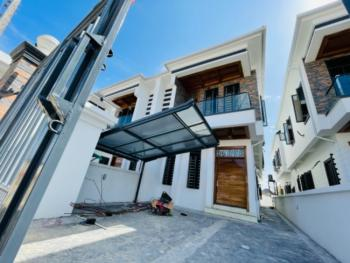 Luxurious Styled 4 Bedrooms Semi Detached Duplex with Bq, Chevron Tollgate, Lekki, Lagos, Semi-detached Duplex for Sale