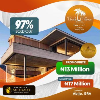 Land, Peach Palms, Abijo, Lekki, Lagos, Residential Land for Sale