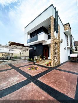 Brand New 4 Bedrooms Duplex + Bq with Furnitures & Swimming Pool, Lekki, Lagos, Detached Duplex for Sale