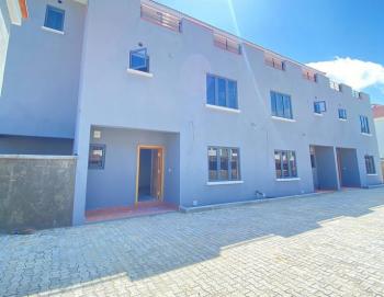 Nice 3 Bedroom Terrace Duplex, Chevron, Lekki Phase 2, Lekki, Lagos, Terraced Duplex for Rent