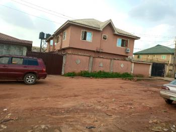 a Full Plot Dry and Table Land in a Secured Estate, Ait Estate, Kola Alagbado Area, Meiran, Agege, Lagos, Residential Land for Sale