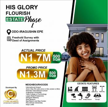 Affordable Land, Yaba College Epe Campus, Epe, Lagos, Mixed-use Land for Sale