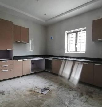 Brand New Luxury Serviced Four Bedrooms Terrace Duplex with Bq, Tarred Road, Jahi, Abuja, Terraced Duplex for Rent