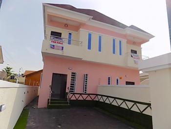 Tastefully Finished 4 Bedroom Semi Detached House+bq in a Gated Estate, Ajah, Ajah, Lagos, Semi-detached Duplex for Sale