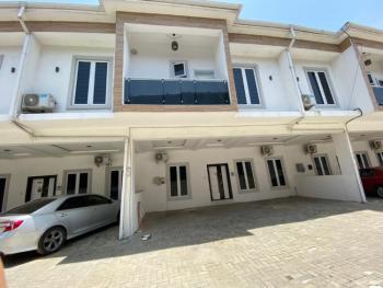 1 Furnished Bedroom Shared Apartment with Toilet & Bathroom, Van-daniel Estate Orchard Road, Lekki, Lagos, Terraced Duplex for Rent