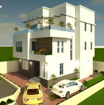 Newly Built Spacious 5 Bedrooms Fully Detached Duplex with a Room Bq, Omole Phase 2, Ikeja, Lagos, Detached Duplex for Sale