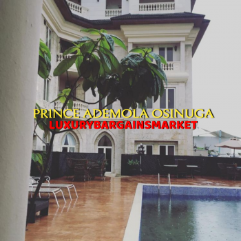 Cash Ready Clients Only - Furnished Waterfront 2 Bedroom Apartment, Central, Old Ikoyi, Ikoyi, Lagos, Flat for Rent