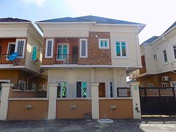 4 Bedroom Detached House with Bq  in a Gated Estate, By Jakande Roundabout, Lekki, Lagos, Detached Duplex for Sale