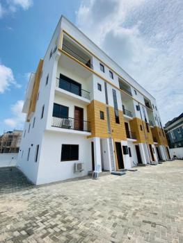 4 Bedrooms Terraced Duplex on Two Floors with a Room Bq, Orchid, Ikota, Lekki, Lagos, Terraced Duplex for Sale