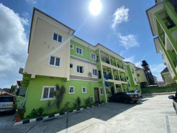 Serviced 3 Bedroom Flat with Swimming Pool, Idado, Lekki, Lagos, Flat for Rent