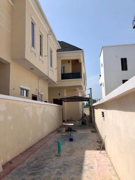 4 Bedroom Detached House + Bq (back Unit / Self Compound), Ikota, Lekki, Lagos, Semi-detached Duplex for Sale