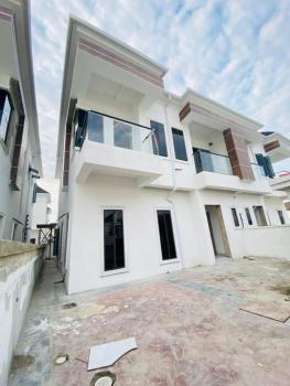 4 Bedroom Semi-detached Duplex with a Room Bq, Orchid, Ikota, Lekki, Lagos, Semi-detached Duplex for Rent