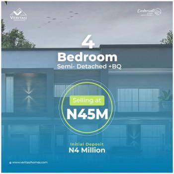 Affordable House, Abijo Gra, Sangotedo, Ajah, Lagos, Detached Duplex for Sale
