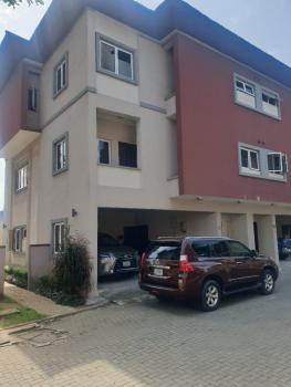 Beautiful Luxury Serviced 5 Bedrooms Townhouse, Osapa, Lekki, Lagos, Terraced Duplex for Sale