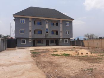 Well Built 3 Bedroom Flat, Abuja Estate, Along Enugu Onitsha Expressway, Awka, Anambra, Flat for Rent