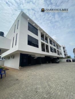 Luxury 4 Bedroom Terrace with a Room Bq, Banana Island Road, Ikoyi, Lagos, Terraced Duplex for Rent