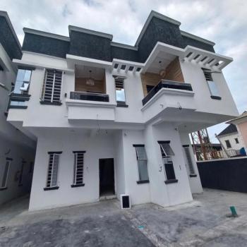 Tastefully Finished 4 Bedrooms Semi Detached Duplex, Conservation Road, Chevron Alternative, Lekki, Lagos, Semi-detached Duplex for Sale