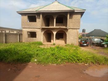 4 Flat of 3 Bedrooms, Molipa Express, Ijebu Ode, Ogun, Detached Duplex for Sale