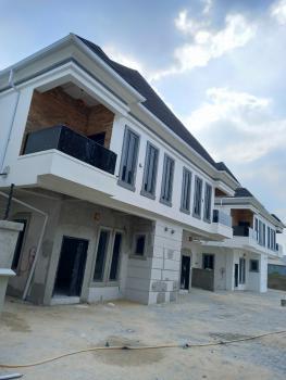 4 Bedroom Semi Detached Duplex with 1 Room Bq., Ikota, Lekki, Lagos, Semi-detached Duplex for Sale