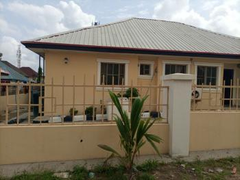 a 3 Bedroom Detached Bungalow with 1bq, Liberty Estate Lugbe Airport Road, Lugbe District, Abuja, Detached Bungalow for Sale