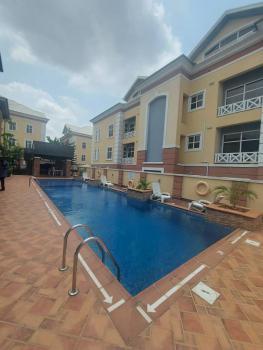 Diplomatic 3 Bedroom Serviced Semi Detached Duplex+ Bq,pool,playground, Maitama, Maitama District, Abuja, Semi-detached Duplex for Rent