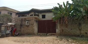 a Block Comprising of 2 Units of 3 Bedroom Flat (uncompleted), Off Adebambo Street, Egbeda, Alimosho, Lagos, Block of Flats for Sale