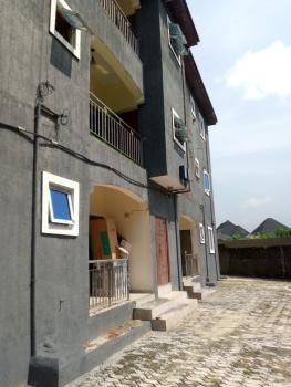 a Standard 2 Bedroom Flat with Excellent Thank, Shell Cooperative Neighborhood, Eneka, Port Harcourt, Rivers, Flat for Rent