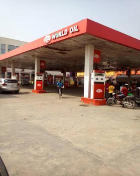 Fuel Station Sitting on 3,787 Sqm, Ilasan, Lekki, Lagos, Commercial Land for Sale