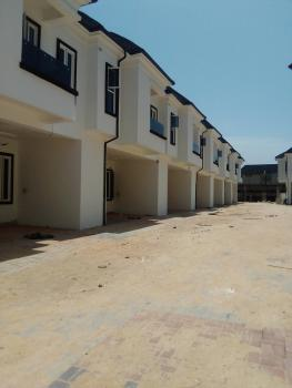 Newly Built 4 Bedroom Terrace Duplex with Spacious Rooms and Compound, Orchid Road, Lekki Phase 2, Lekki, Lagos, House for Sale