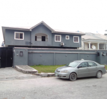 a 5 Bedroom Semi Detached House for Office Use., Lekki Phase 1, Lekki, Lagos, Office Space for Rent