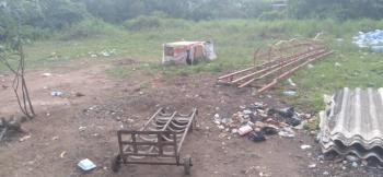 Bareland, Herbert Marculey Way Off University Road, Yaba, Lagos, Mixed-use Land for Sale
