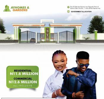 Buy & Build Dry Land, Eleko, Igando Orudu, Ibeju Lekki, Lagos, Mixed-use Land for Sale
