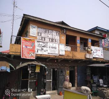 Demolishable Structure on Parcel of Land Measuring Approximately 500sq, Ikorodu Road, Fadeyi Bus-stop, Fadeyi, Shomolu, Lagos, Commercial Land for Sale