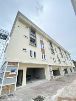 Luxury 4 Bedrooms Terrace, Idado, Lekki, Lagos, Terraced Duplex for Sale