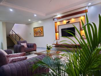 4 Bedroom Duplex in a Self Compound, Off Admiralty, Lekki Phase 1, Lekki, Lagos, Semi-detached Duplex Short Let